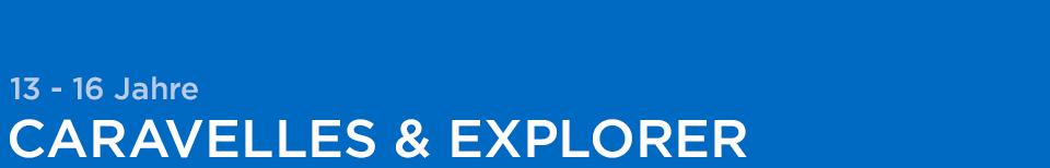 Caravelles & Explorer