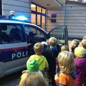 Polizei wurde von Bibern heimgesucht