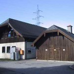 Pfarrheim mit Lager