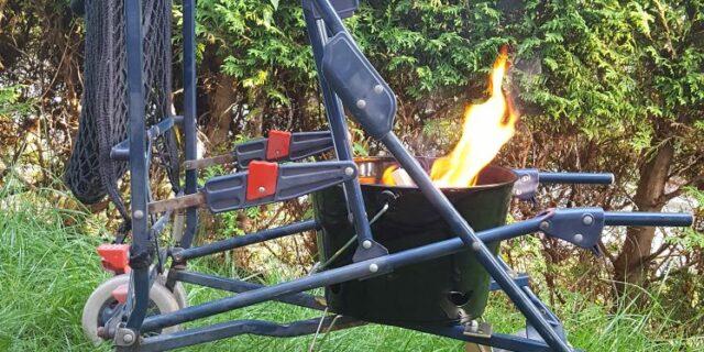 RaRo Projekt I – Bewegbare Feuerstelle