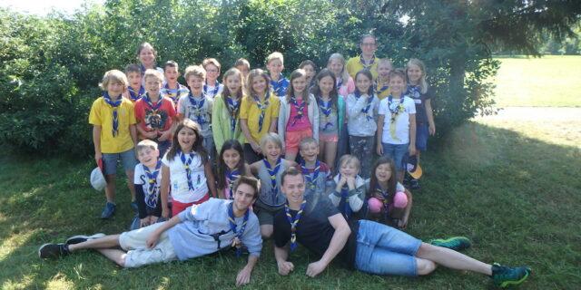 WiWö Sommerlager 2018